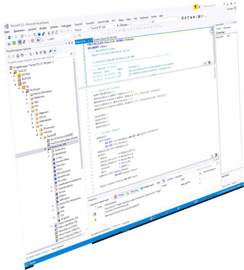 TwinCAT3 Automation-Frameworks