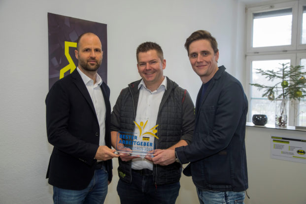 Bester Arbeitgeber Vorarlbergs 2019